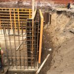 New Build Basements - Waterproofing and Drainage - Elite Basements, Kirkham, Lancashire.