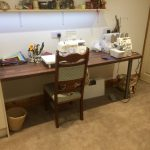 Elite Basements - The Sewing Room.